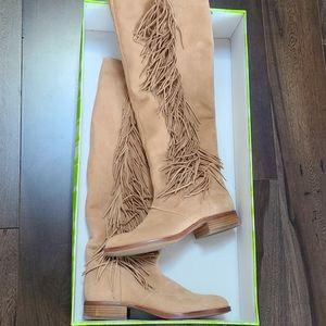 Brand new Sam Edelman suede boots!